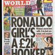 Ronaldo'nun sevgilisi hayat kadını çıktı - 1